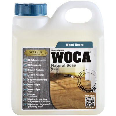 Woca zeep naturel - 1 ltr