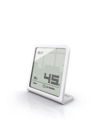 Hygrometer Selina | White